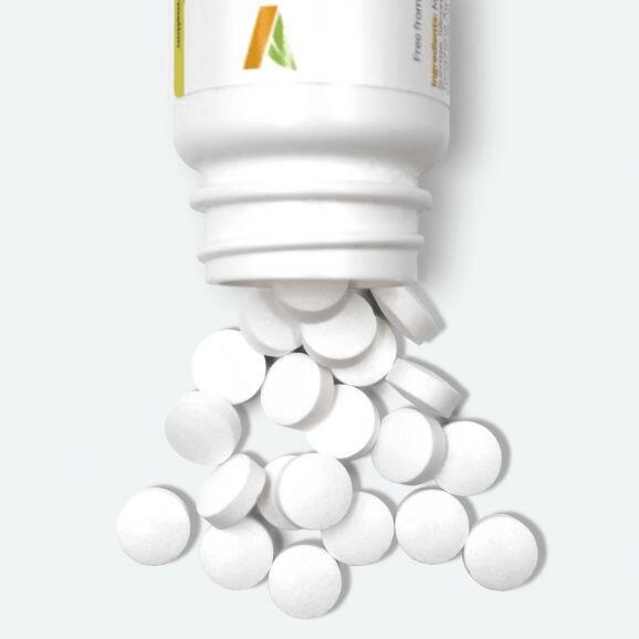 Vitashine vitamín D3 v tabletách (1000iu) (zvýhodnené 3-balenie) 2