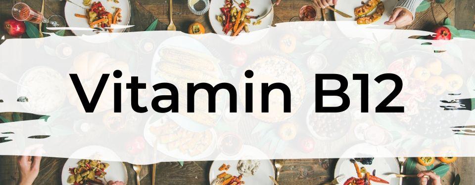 Veganství a vitamín B12 – správný výběr a dávkování